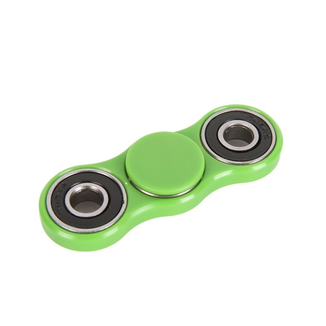 Two Blade Hand Fidget Spinner