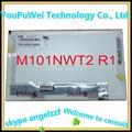 Envío libre M101NWT2 R1 R2 CLAA101NB01 LTN101NT02 LTN101NT06 B101AW03 LP101WSA HSD101PFW2 N101L6-L02 1024X600 10.1 lcd de matriz