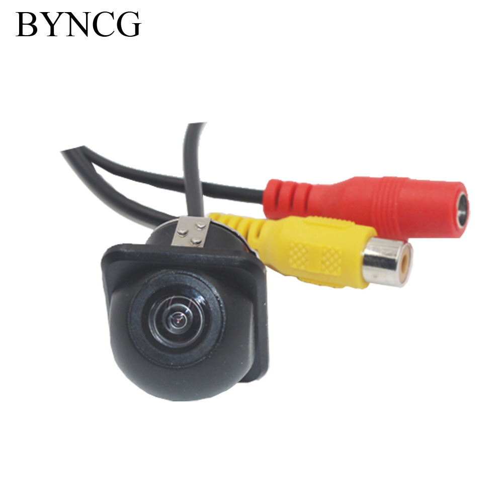 Parking Asssisstance Car Rear View Camera HD CCD Night Vision Waterproof Hat Universal Small Car Rearview Backup Camera