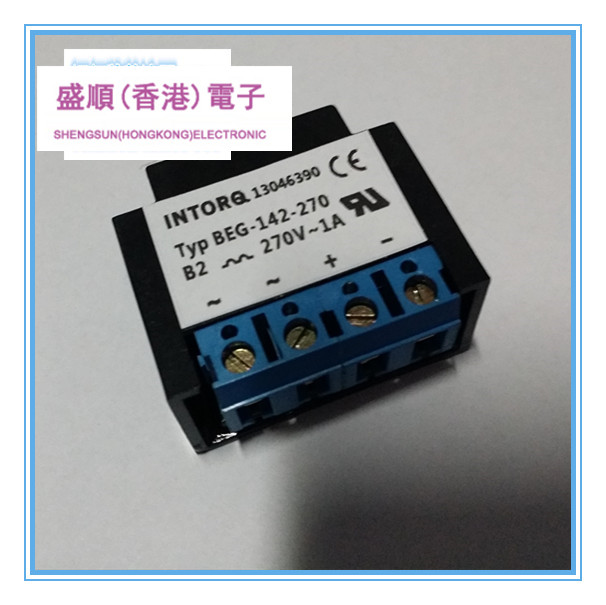 Купить с кэшбэком BEG-142-270 power failure brake rectifier power supply brake rectifier