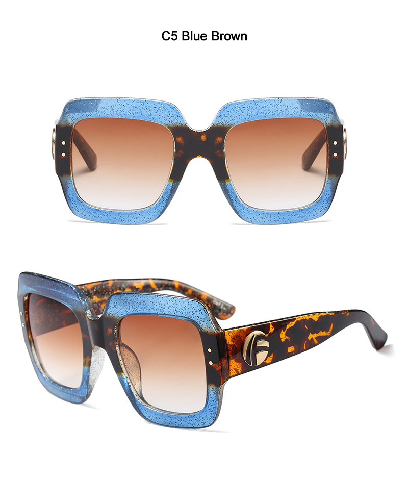 2018 News Square Sunglasses  (22)