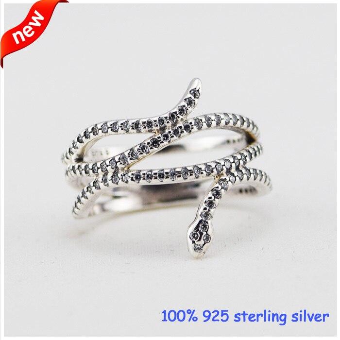 pandora anello serpente