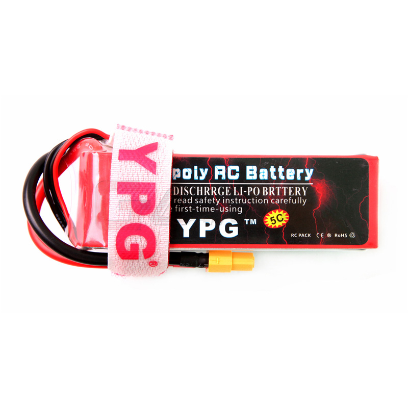 1P/2P YPG 22.2V <font><b>2200mAh</b></font> 30C <font><b>6S</b></font> <font><b>Lipo</b></font> Li-Po Lipoly High performance Battery For RC Hobby image