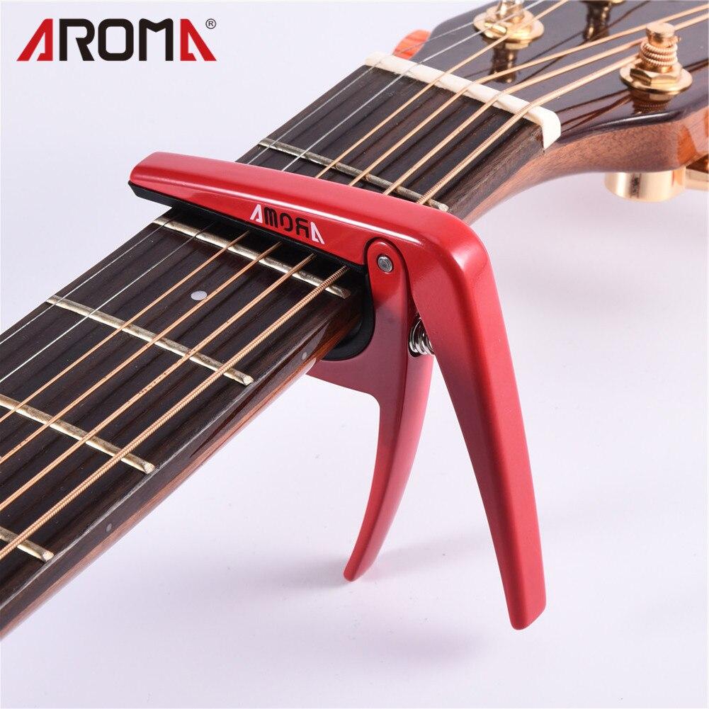Incինկ կիթառի կապո հոլովակ AROMA AC-01 Plying-up - Երաժշտական գործիքներ - Լուսանկար 5