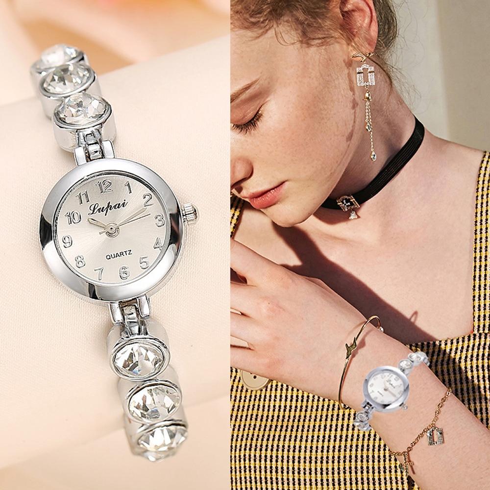 Lvpai 2016 Summer Style Gold Watch Brand Watch Women Wristwatch Ladies Watch Clock Female Wristwatches Stainless Gold Watches