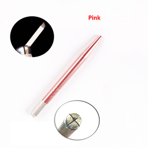 Image 5 - 20pcs Microblading Pen Kit Caneta Tebori Perfect Wires Microblading Classic Manual Eyebrow Tattoo Gun