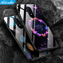 Advaka For OnePlus 6 6T Case Tempered Glass Luxury TPU Edge Back Cover For OnePlus 5T Silicone Bumper Shockproof Phone Back Case(China)