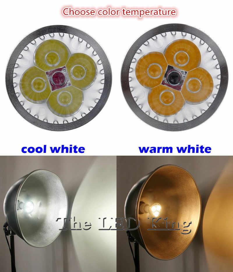 Nouveau CREE MR16 GU5.3 LED lampe spot 12 V 220 V 110 V 3 W 4 W 5 W LED lampe ampoule spot GU10 blanc chaud/froid livraison gratuite
