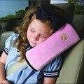 Crianças Cinto De Segurança do Carro Cobre Tampa de Assento Do Carro Do Bebê headProtection Capas Ombro assento de segurança Infantil assento encosto de cabeça de apoio