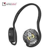 Whitelabel M200 Headphones Bluetooth 4 1 Earphones Fone De Ouvido Wireless Touch Control Headset Gamer Earpieces