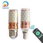 YANDIAO E27 LED Light 220V SMD 5730 E14 LED Light LED Corn Bulb Home Lighting LED Bulb