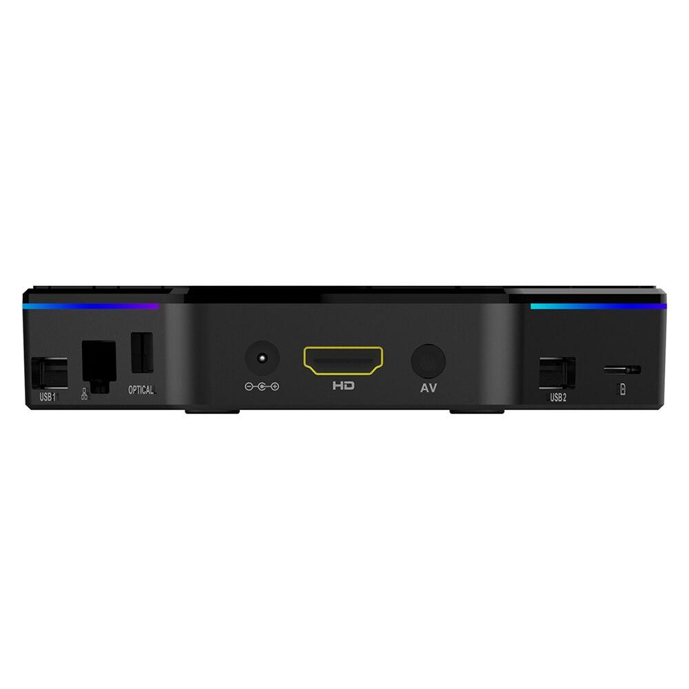 Boîtier de télévision intelligent d'origine T95Z Plus 2 go/16 go 3 go/32 go Amlogic S912 Octa Core Android 7.1 TVBOX 2.4G/5GHz WiFi BT4.0 4K décodeur - 6