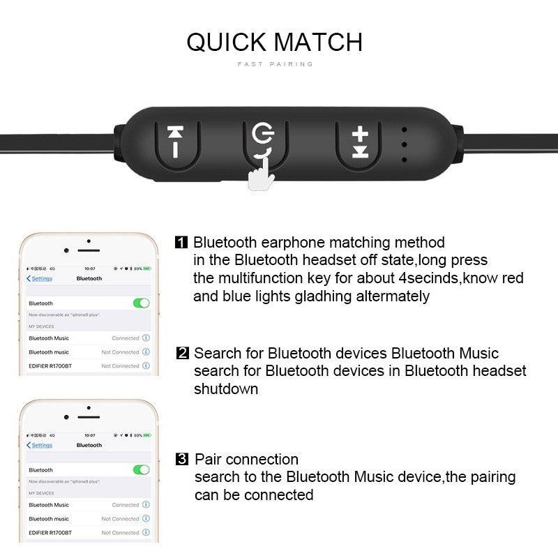 magnetic attraction bluetooth earphone wireless headphones (12)