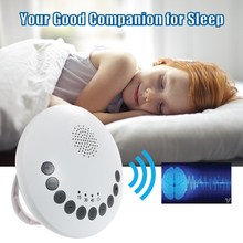 White Noise Sound Machine Sleep Therapy 6 Soothing For Sleeping Relaxation Baby Adult Office Travel