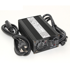 36.5V 4A LiFePO4 Battery Charger 10S 32V fast charge electric e-bike bicycle scooter LiFePO4 battery charger(China)