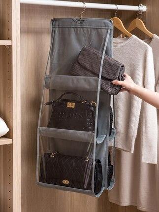 Kleiderschrank hängen Handtasche Organizer Nonwoven Handtasche Organizer