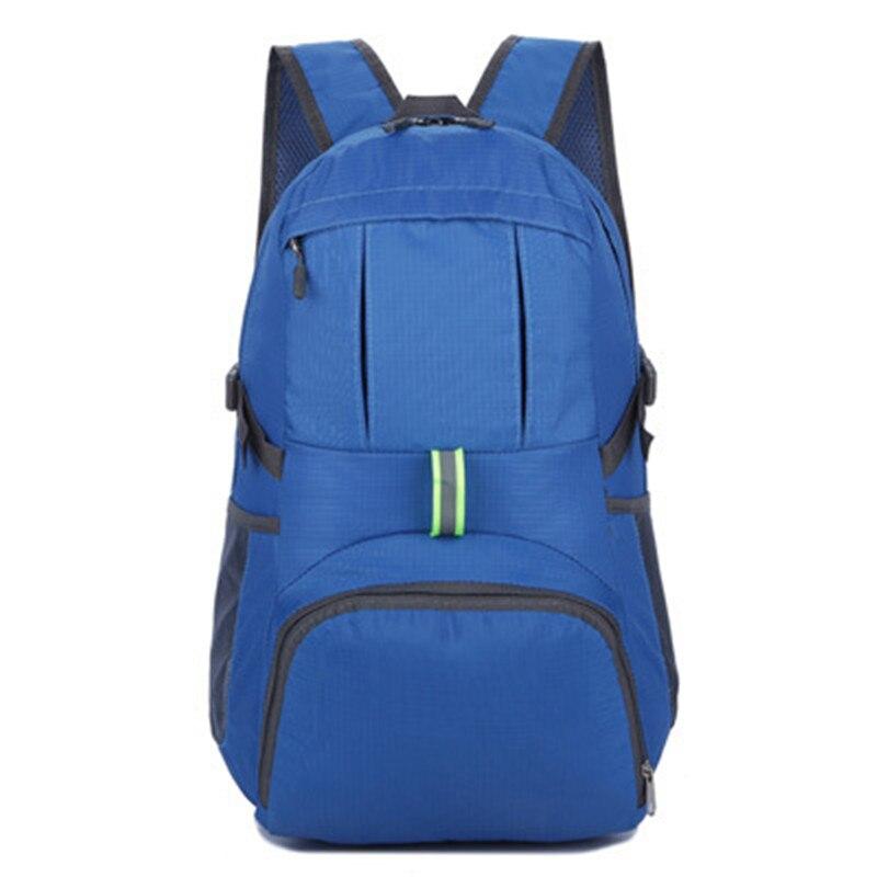 New Waterproof Nylon Backpack Men Bag Rucksack Mountaineering Bag Men's Travel Bags Back pack new waterproof nylon