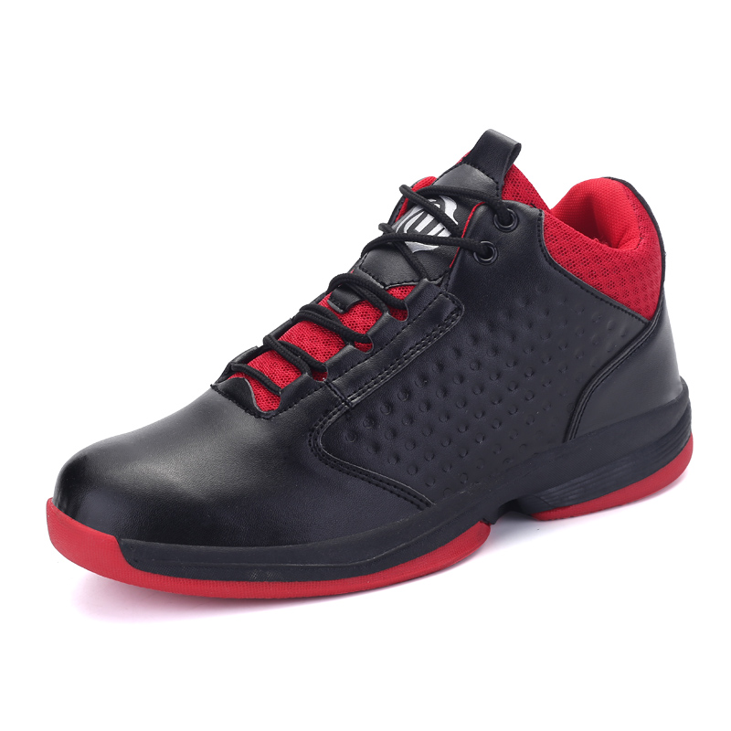 2018 New Men Basketball Shoes Breathable Basketball Sport Sneakers Shoes Outdoor Ankle Boots Shoes 35 ai men basketball shoes pu sneakers mesh breathable sport shoes for men professional basketball shoes zapatillas de basquet