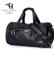 ARCTIC HUNTER Sports Gym Bag With Shoes Compartment Travel Big Capacity Shoulder Bag Men S Short