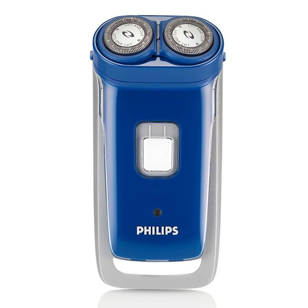 PHILIPS HQ852/16 electric shaver Classic with double cutter head independent floating rechargeable stylish razor for men