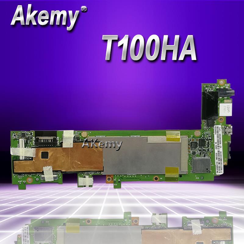 Akemy for ASUS Transformer book T100H T100HA T100HN T100HAN tablet motherboard 64GB SSD 2GB 4GB ram