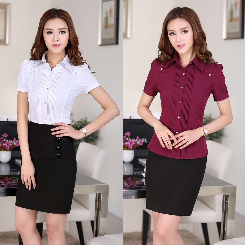 summer 2015 new formal office uniform design women suits
