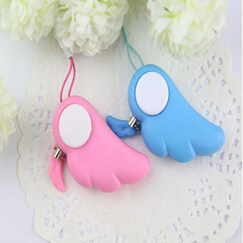 Personal Attack/Anti Rape Alarm Anti-Attack Safety- Personal Security 90DB Self Defense Supplies for Girls or Kids Protection