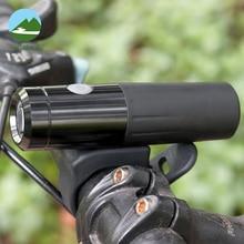Onatur kraftfulde 500 lumen cykel forlygte nem installation cykling tilbehør cykel lys USB genopladelige cykel lys ledet