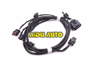 цена на For VW Golf Passat Jetta CC PLA 2.0 6K 4K OPS PDC Parking Front Bumper Electric Harness Cable Wire