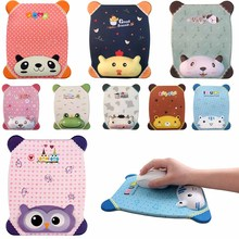 Cute Practical Skid Resistance Memory Foam Comfort Wrist Rest Support Mouse Pad Mice Pad Mousepad Multiple Patterns Creative