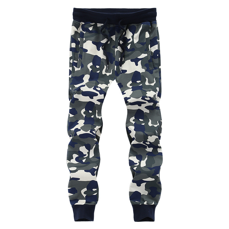 2019 New High Quality Jogger Camouflage Track Pants Men Fitness Pants Runners Sweatpants Men Pants Hip Hop Harem Jogger Trousers