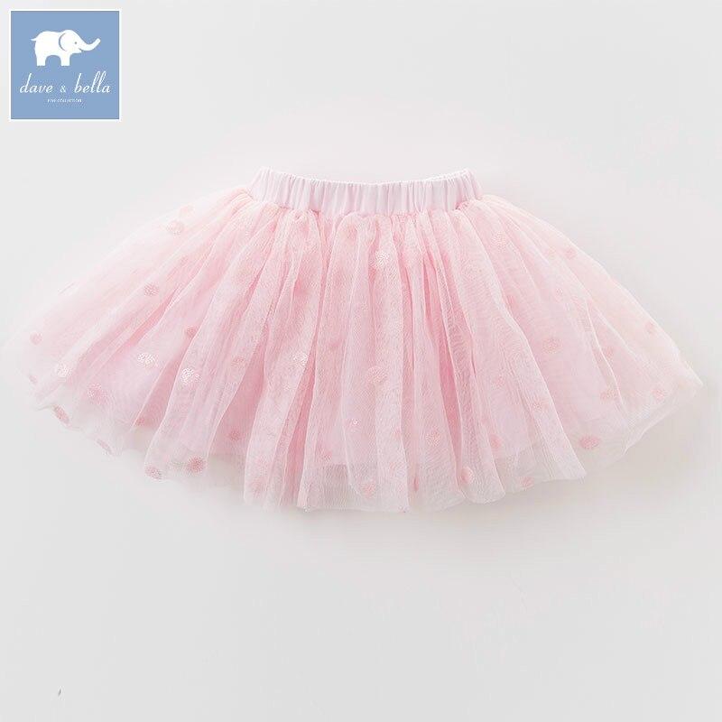 DK0757 autumn kid girls skirts princess style printing pink skirt solid sweety skirts girls dance skirt kid clothes
