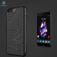 For Oneplus 5 Wireless Charging Receiver Case Nillkin Case For Oneplus 5 Magnetic Function By Car