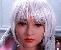 Новое качество силикона секс куклы головки для TPE манекен кукла любовь с оральный секс реалистичные игрушки для мужчин Зимняя распродажа