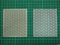Flower Hollow Box Metal Die Cutting Scrapbooking Embossing Dies Cut Stencils Decorative Cards DIY Album Card