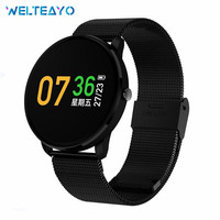 CF007H Smart Band IP67 Waterproof Smart Bracelet Measurement of Pressure And Pulse Fitness tracker for Huawei Samsung Watch