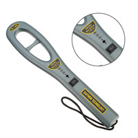 Portable Professional Handheld Metal Detectors Lightweight Security High Quality Great For Both Work And Industry