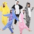 Nova pijama mulheres Onesise para adultos Flanela Animal Urso pijama Pikachu sleepwear femmei/mujer pijamas enteros de animales