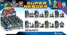 Building Blocks Super Heroes Avengers Minifigures Batman/Joker/Green Lantern/Arrow/GORILLA GROOD Bricks Action Mini Figures Toys