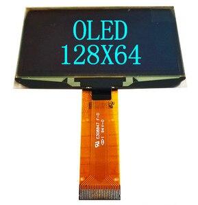 Image 1 - 2.42 2.4 بوصة أزرق أبيض أخضر أصفر 128x64 OLED وحدة عرض 8bit 6800/8080 4 SPI المسلسل I2C IIC واجهة 24PIN ssd1309