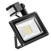 À prova d' água IP65 30 w 220 v 2100LM PIR Motion Sensor LED Flood Luz Iluminação Exterior LEVOU Refletor Holofote LEVOU Holofotes lâmpada