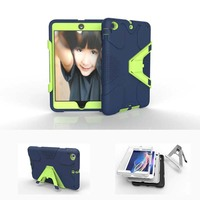 Shockproof Hybrid Heavy Duty Armor Full Body Protective Case Cover For LG G Pad 3 8