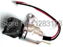 Stop Solenoid SA-4899-24 SA-4899 1756ES-24SULB1S5 24V stop solenoid sa 4899 24 sa 4899 1756es 24sulb1s5 24v 3pcs lot