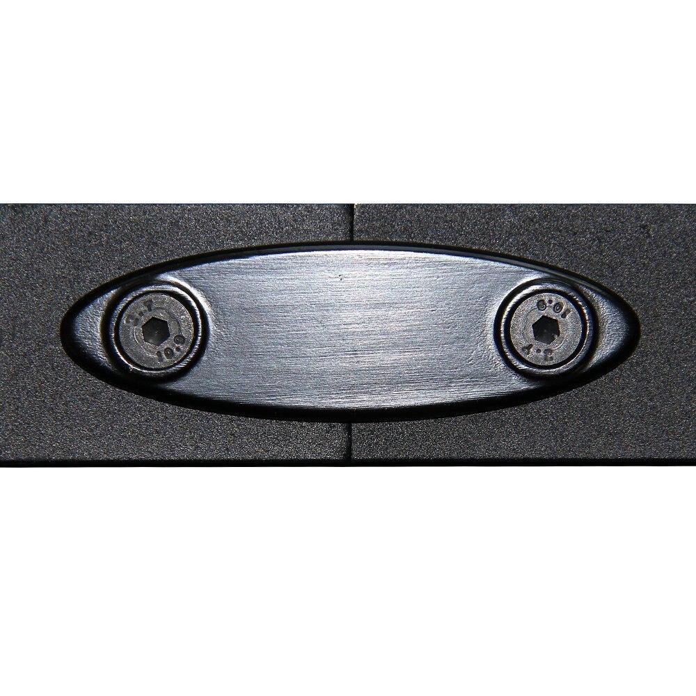 LWZH Junction Plate Sliding Barn Door Hardware