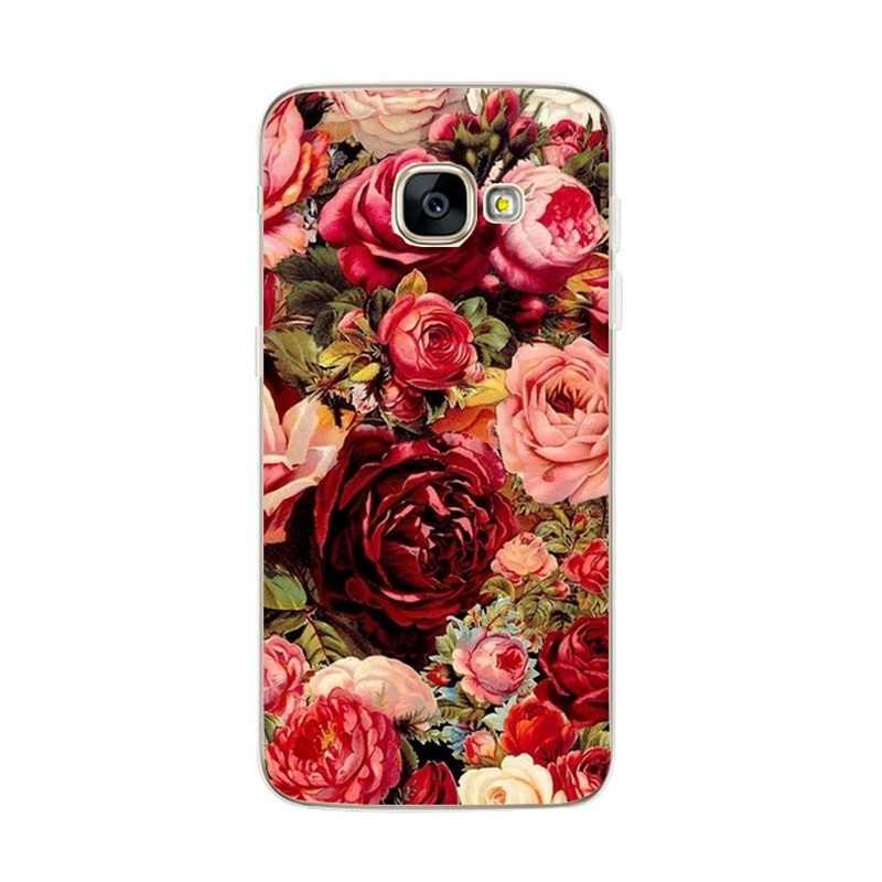 Ốp Lưng điện thoại silicon Dành Cho Samsung Galaxy Samsung Galaxy S8 Trường Hợp Dành Cho Samsung S8 S9 Plus A3 A5 A7 J5 2017 A8 plus 2018 Điện Thoại vỏ Full 360