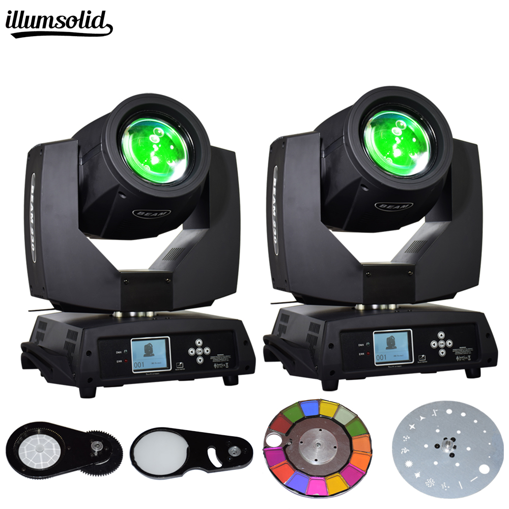 2pcs/lot Moving Head Light with 17 Gobo and 14 Color Lamp by DMX and Touch screen Control for Stage Lighting2pcs/lot Moving Head Light with 17 Gobo and 14 Color Lamp by DMX and Touch screen Control for Stage Lighting