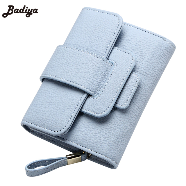 2016 Fashion 3 Fold Female Wallet Card Holder Bolsa Carteira Women Wallets And Purse For Ladies Chang Purse Pocket For Girls