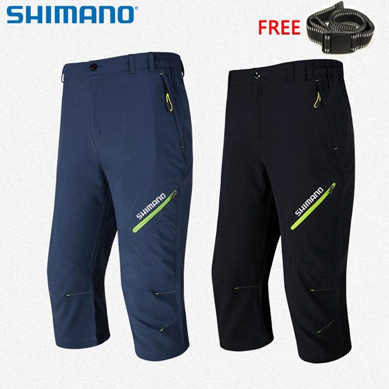 SHIMANO Outdoor Sports Pants 2018 Professional Men Fishing Pants Anti-static Anti-UV Quick-drying Windproof Breathable Pants
