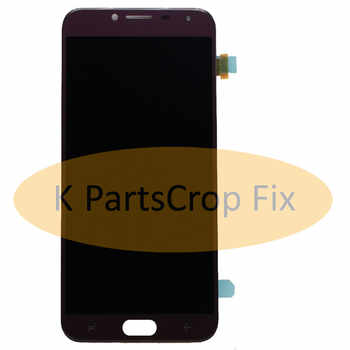 Super AMOLED For Samsung Galaxy j4 2018 J4 J400 J400F J400G/DS SM-J400F LCD Display with Touch Screen Digitizer Assembly