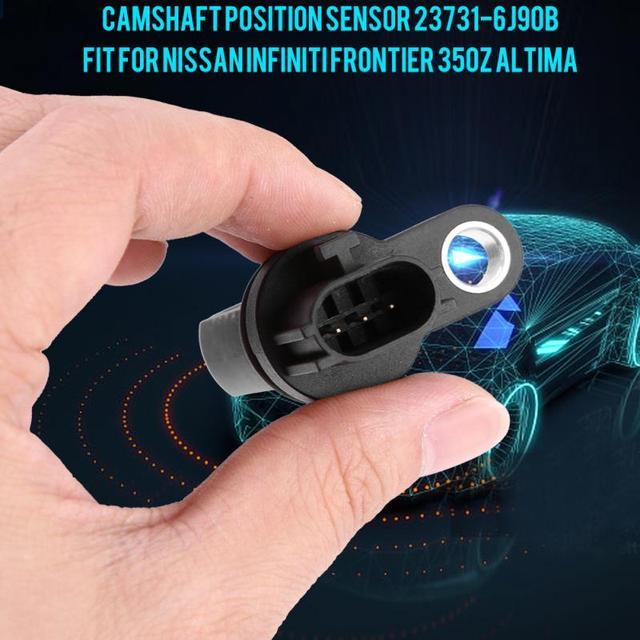 US $7 81 19% OFF|Car Cam Shaft Camshaft Position Sensor for Nissan Infiniti  Frontier 350Z Altima 23731 6J90B-in Crankshaft/Camshafts Position Sensor